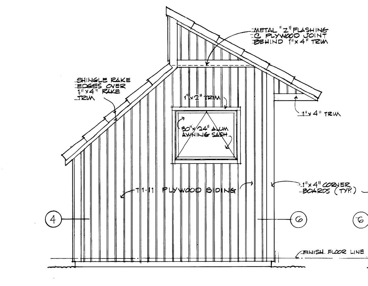 Shedfor 10x12 gambrel shed plans greenhouse kits for Free barn blueprints